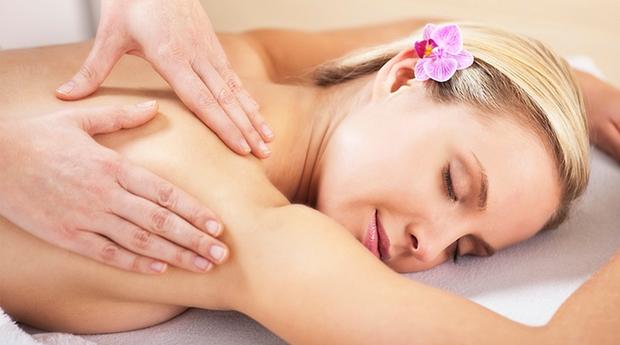 Esquece o Stress! 1 ou 3 Massagens de Relaxamento na Alameda!
