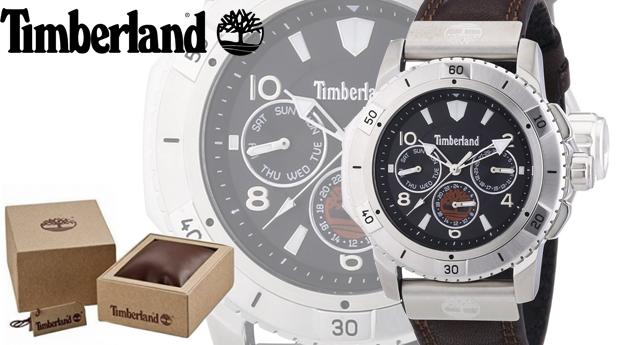 Relógio de Homem Timberland® Claremont!