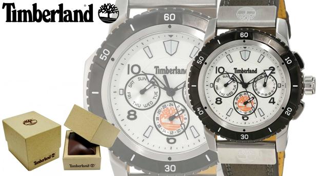 Relógio de Homem Timberland® Claremont Multifunction!