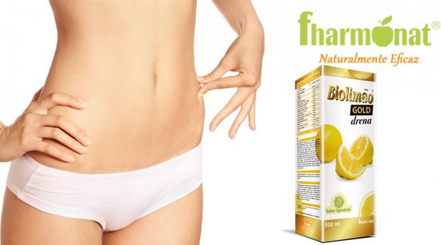 Biolimão Drena Gold Xarope da Fharmonat! Perda de Peso Saudável!