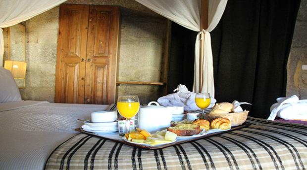 Gerês Romântico em Hotel de Charme -  1 Noite com Jantar e Spa no Hotel Rural Maria da Fonte!