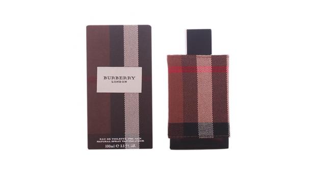 Burberry - LONDON MEN edt vaporizador 100 ml