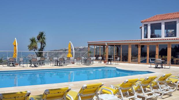 Nazaré, Miramar Hotel & Spa 4* -  2, 3, 5 ou 7 Noites com Meia Pensão!