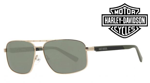 Óculos de Sol HARLEY DAVIDSON® Estilo Aviator!