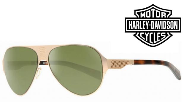 Óculos de Sol HARLEY DAVIDSON® Shiny Turttle!  Proteção UV 100% UVA e UVB!