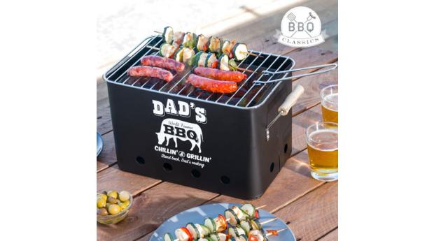 Churrasqueira a Carvão Dads BBQ Classics