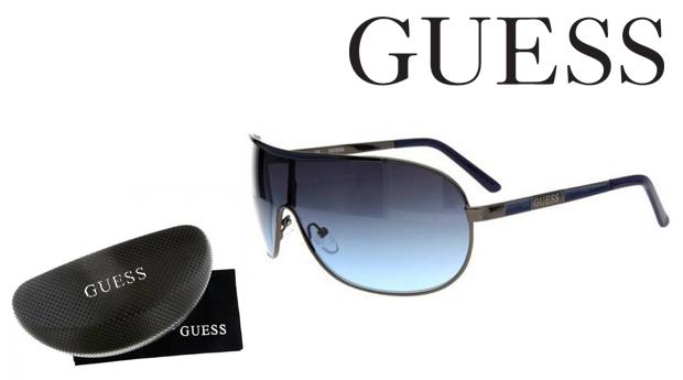 Óculos de Sol Guess® Lentes Blue Sky! Proteção UV 100% !