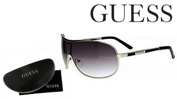 Óculos de Sol Guess® Silver! Proteção UV 100% !