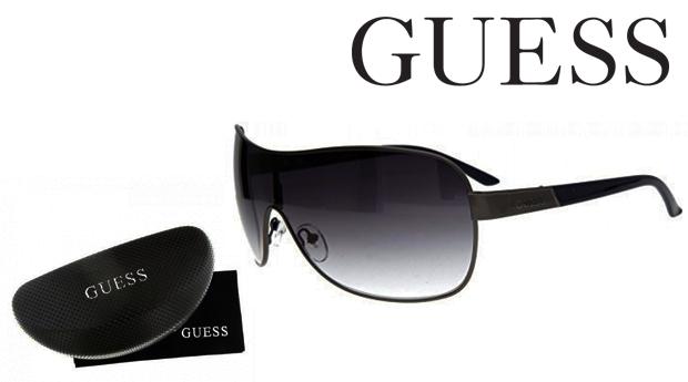 Óculos de Sol Guess® Black! Proteção UV 100% !