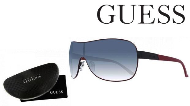 Óculos de Sol Guess® Red! Proteção UV 100%!