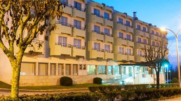 Serra da Estrela - Água Hotels Nelas Parq 3*! - Escapadinha de Charme!