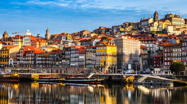 Porto com Cruzeiro e Degustação -  2 Noites no Park Hotel Porto Gaia!
