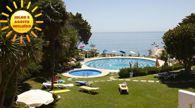 Verão em Sesimbra no Hotel Mar 4* -  3, 5 ou 7 Noites com Meia Pensão ou Pensão Completa!