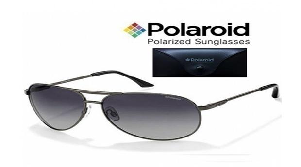 Óculos de Sol Polaroid® com Lentes Polarizadas P4039D A3X