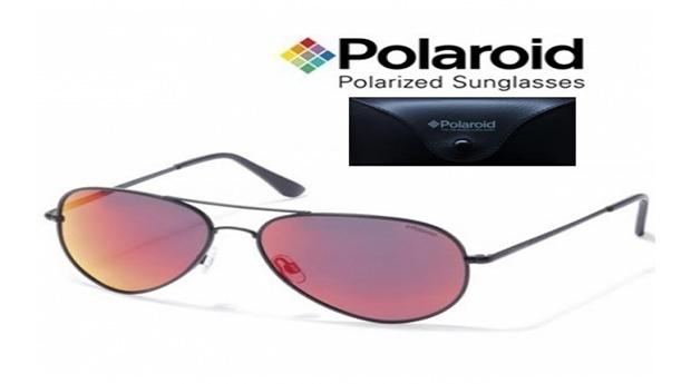 Óculos de Sol  Polaroid® com Lentes Polarizadas P4139E KIH