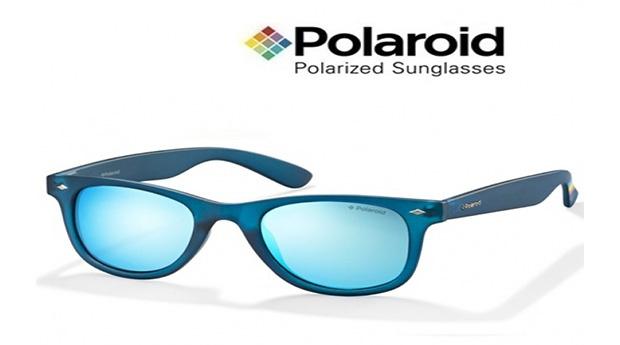 Óculos de Sol Polaroid® com Lentes Polarizadas PLD 6009/N S UJO
