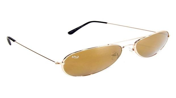 Óculos de Sol Aviator Oaklan Musaventura! Com Lentes Espelhadas Cor Castanha Entregas em 10 dias!