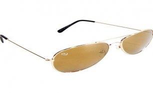 Óculos de Sol Aviator Oaklan Musaventura! Com Lentes Espelhadas Cor  Castanha Entregas em 10 dias 26f0d381bd