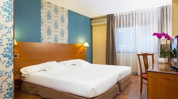 Vigo - Hotel Ipanema 3* - 3, 5 e ou 7 Noites com pequeno almoço!