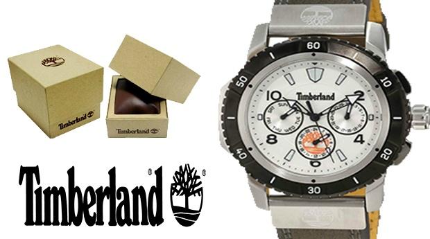 Relógio Timberland® Claremont Multifunções com Entregas em 72Horas!