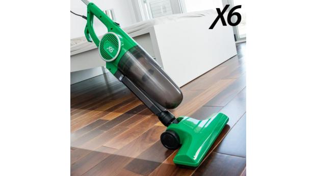 Aspirador Escova e de Mão Ciclónico Multi·functional Vacuum Pro X6