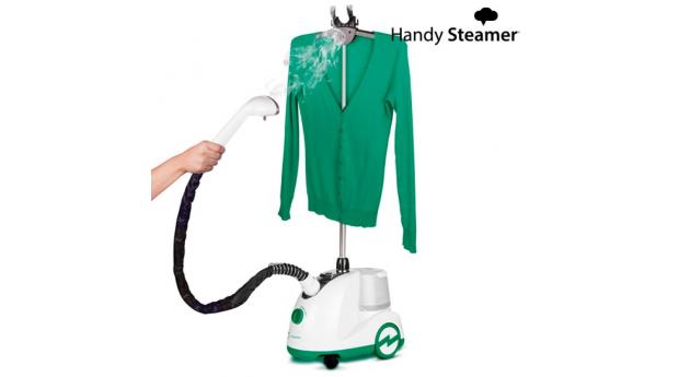 Ferro a Vapor Vertical Handy Steamer Swan