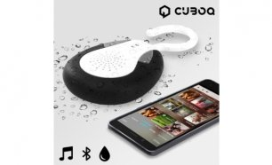 Altifalante Bluetooth Waterproof CuboQ Shower