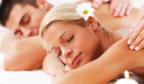 Momento a Dois! Massagem de Casal com Esfoliação no Centro Nutri Sana!