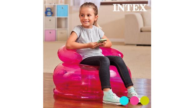 Poltrona Insuflável Infantil Intex