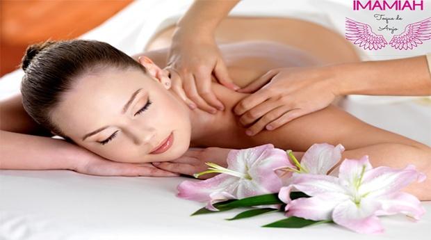 Bem Estar Total com Esfoliação, Massagem Relaxante e Massagem Facial!