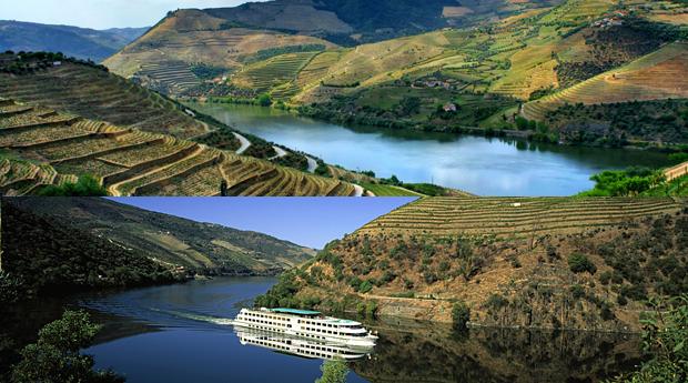 Cruzeiro no Douro! Porto - Régua - Porto com Pequeno-Almoço, Almoço e Visita a Quinta e Degustação de Vinhos!