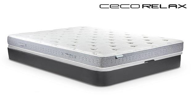 Colchão Viscoelástico Cecorelax (24 cm de Espessura)