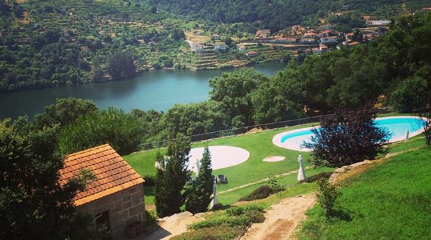Douro - Hotel Douro Palace Hotel Resort & Spa 4* -  Estadia Romântica para 2