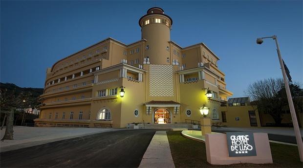 Luso - Grande Hotel De Luso 4* -  Conheça Portugal do Baixo Vouga até à Serra do Buçaco