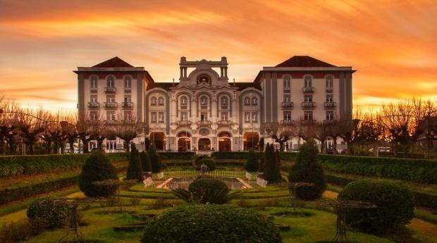 Anadia - Curia Palace Hotel Spa & Golf 4* -  Viva durante os Loucos Anos 20