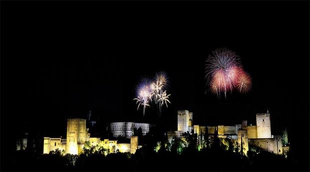 Réveillon Granada - Hotel Andalucia  2* -