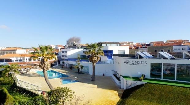 Nazaré - Miramar Hotel & Spa 4* -  Turismo de Sáude e Bem-estar!