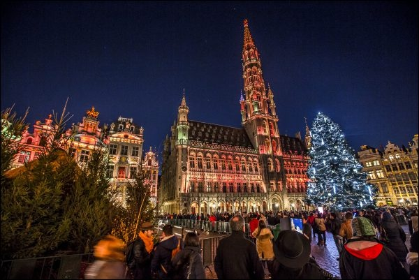 Bruxelas - Mercado de Natal 2017  -  2 ou 3 Noites com Voos Incluídos!