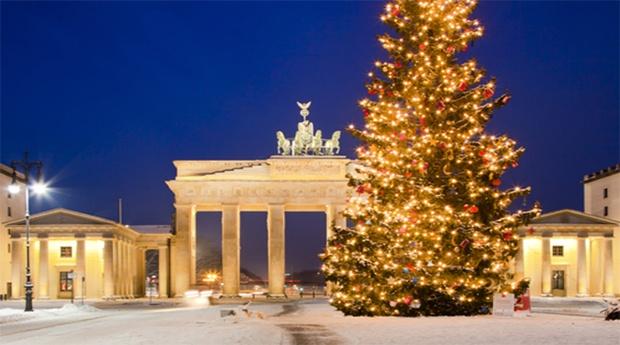 Berlim - Mercado de Natal 2017  -  2 Noites com Voos Incluídos!