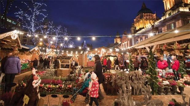 Dublin no Natal -  3 ou 5 Noites em Hotel 3* com Voos Incluídos