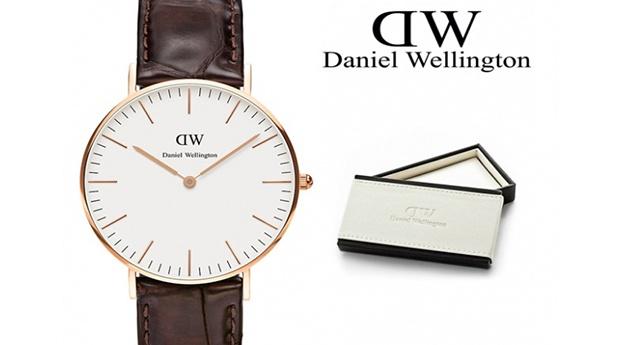 Relógio de Mulher Daniel Wellington® Classic York Rose 36mm