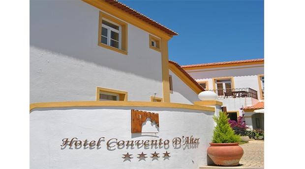 Alentejo - Hotel Convento D'Alter -  Escapada Romântica