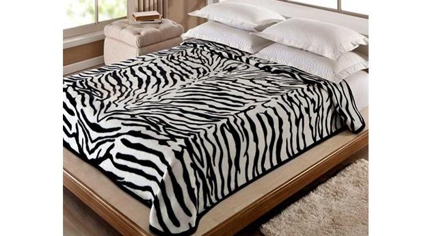 Cobertor Estampado Cama de Casal Dimensões: 220x240cm!