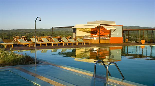 Escapadinha em Pedrógão Pequeno em Hotel 4* com Spa -  1, 2 ou 3 noites com Jantar e livre acesso ao Spa no Hotel da Montanha 4*!