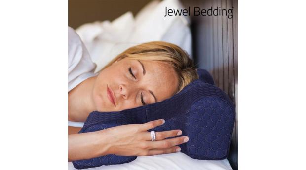 Almofada Viscoelástica Anti-Rugas Jewel Bedding