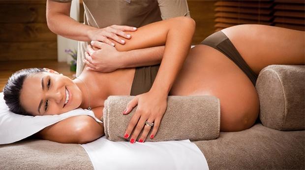 Gravidez Feliz com a Massagem Pré Mamã!