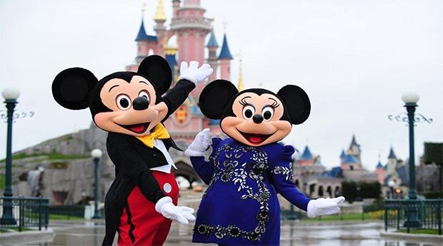 Disneyland Paris - Momentos Mágicos -  2 Noites com Voos Incluídos!