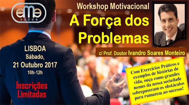 Workshop Motivacional