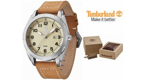 Timberland® Newmarket Bracelete em Couro