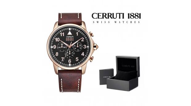 Relógio Cerruti 1881® Terra Cronógrafo